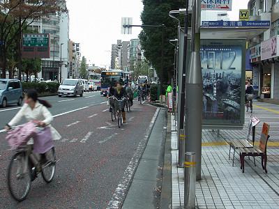 11月の写真:「自転車が安全にその性能を発揮するために」 (119KB)